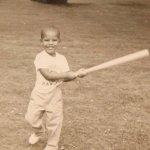 طفولة الرئيس باراك اوباما 1