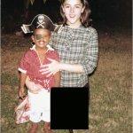 طفولة الرئيس باراك اوباما 3