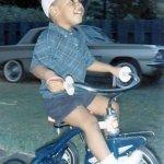 طفولة الرئيس باراك اوباما 4