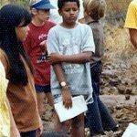 طفولة الرئيس باراك اوباما 7