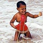 طفولة الرئيس باراك اوباما 11