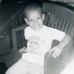 طفولة الرئيس باراك اوباما6