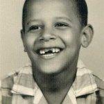 طفولة الرئيس باراك اوباما12
