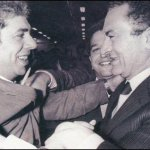 صور نادره للرئيس المصري3
