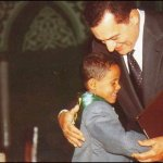 صور نادره للرئيس المصري5