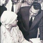 صور نادره للرئيس المصري7