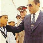 صور نادره للرئيس المصري8