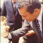 صور نادره للرئيس المصري14