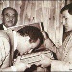صور نادره للرئيس المصري15
