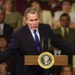 جورج بوش الابن