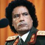 معمر القذافي \موسكو
