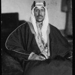 صورة قديمة للأمير سعود