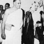 زيارة جمال عبدالناصر لمكة