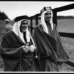 Emir Khalid Feisal Visits