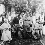 ملك العراق وابنه