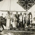 The Emir Faisal, son of K