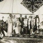 The Emir Faisal, son of K