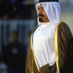 الشيخ خليفه بن حمد 1987