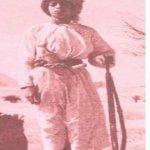 الشيخ زايد رحمه الله وهو صغير1