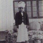 صور جلالة السلطان وهو صغير1