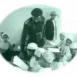 صور لجلالة السلطان بالزي العس5