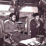 صور جلالة السلطان بالزي العسك3