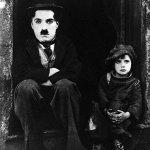 Charlie Chaplin and Jacki