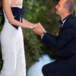 صور نادرة لحفلة زواج الفنانة 2