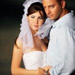 صور نادرة لحفلة زواج الفنانة 6