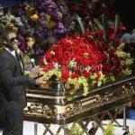 جنازة الفنان مايكل جاكسون في 2
