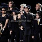 جنازة الفنان مايكل جاكسون في 10