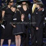 جنازة الفنان مايكل جاكسون في 4