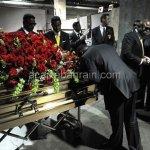 جنازة الفنان مايكل جاكسون في 7