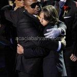 جنازة الفنان مايكل جاكسون في 14