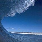 الأمواج