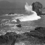 Helmet Rock, Lands End, S