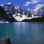 بحيرة الثلج