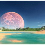 القمر Size:29.50 Kb Dim: 600 x 395