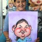 رسام كاريكاتير.....بجد فنان13
