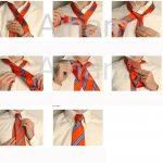 كيفية عمل ربطات العنق1 Size:93.00 Kb Dim: 724 x 653