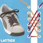 كيفية ربط الحذاء5 Size:27.20 Kb Dim: 430 x 359