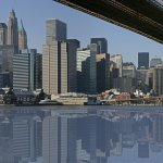 Brooklyn Bridge Panorama Size:813.40 Kb Dim: 3000 x 712