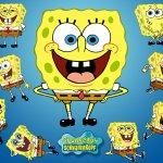 سبونج بوب SpongeBob12 Size:668.60 Kb Dim: 1024 x 768