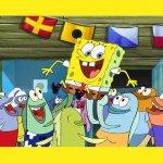 سبونج بوب SpongeBob13 Size:170.60 Kb Dim: 1024 x 768