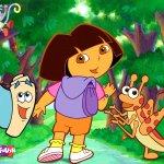 خلفيات دورا Dora10 Size:183.60 Kb Dim: 1024 x 768