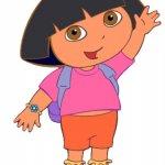 خلفيات دورا Dora8 Size:30.80 Kb Dim: 338 x 432