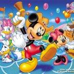 خلفيات ميكي ماوس Mickey Mouse 5 Size:191.20 Kb Dim: 1024 x 768