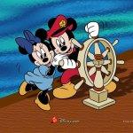 خلفيات ميكي ماوس Mickey Mouse 6 Size:164.80 Kb Dim: 1024 x 768