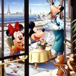 Disney Land - Mickey Mouse1 Size:261.30 Kb Dim: 1024 x 768