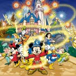 Disney Land - Mickey Mouse3 Size:362.50 Kb Dim: 1024 x 768